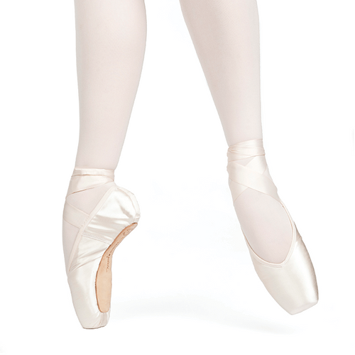 RUSSIAN POINTE 'ENCORE' POINTE SHOES (V-CUT)