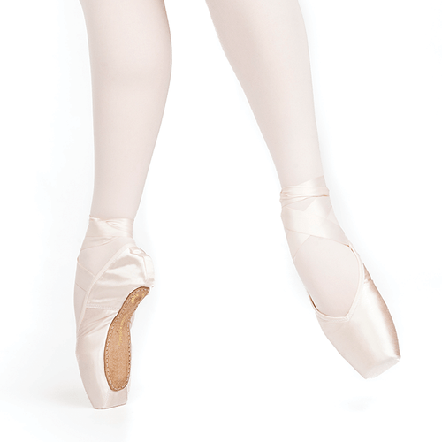 RUSSIAN POINTE 'ALMAZ' POINTE SHOES (V-CUT)