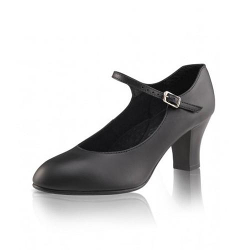 CAPEZIO LEATHER STUDENT FOOTLIGHT