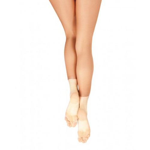 CAPEZIO ULTRA SHIMMERY FOOTLESS TIGHT