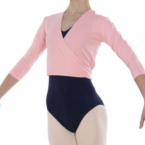 TAPPERS & POINTERS COTTON LYCRA BALLET WRAP Ad