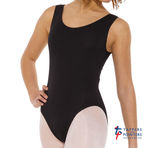 TAPPERS & POINTERS COT/4 TANK LEOTARD Ad