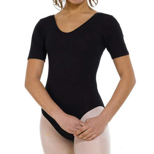 TAPPERS & POINTERS COT/5 SHORT SLEEVED LEOTARD Ad