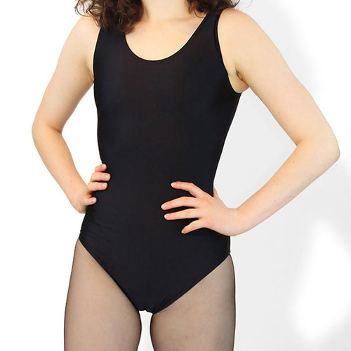 TAPPERS & POINTERS LEO 1 TANK LEOTARD Ad
