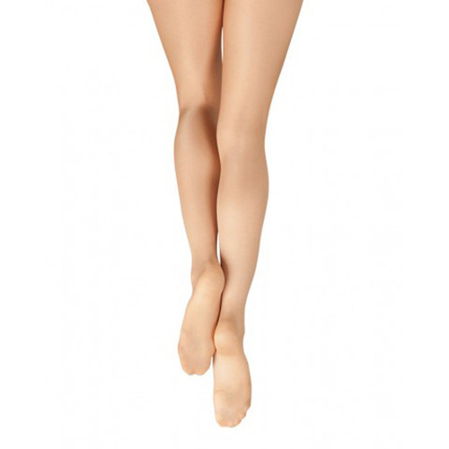 CAPEZIO ULTRA SHIMMERY FOOTED TIGHT Jr