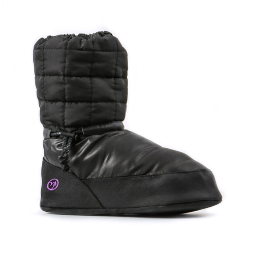 RUSSIAN POINTE QUILTED WARM-UP BOOTIES