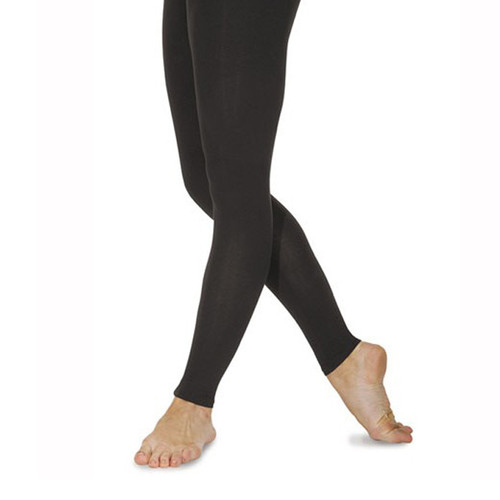 ARTS ED COTTON FOOTLESS TIGHTS