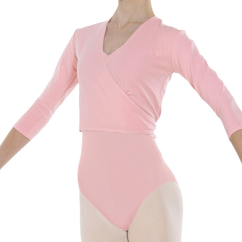 MOLESEY SCHOOL OF BALLET T&P PINK BALLET WRAP