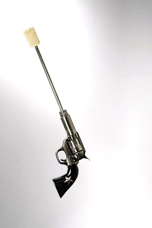 Gunslinger - Fire Eating Torch