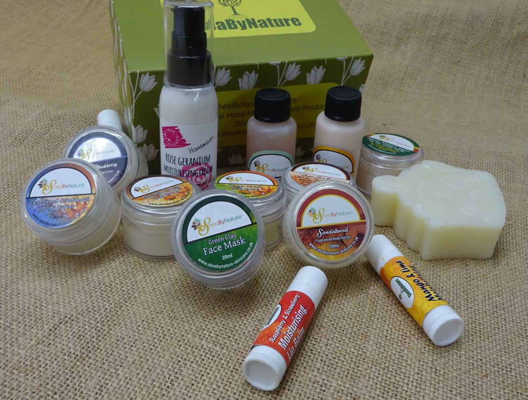 Sheabynature Launches Monthly beauty Box, No subscription required.