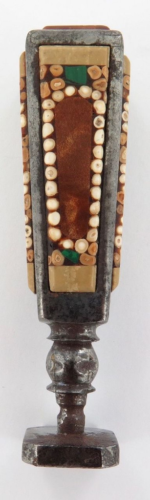 SUPERB / VERY UNUSUAL 1700's / 1800's MICRO MOSAIC CONTINENTAL SEAL.