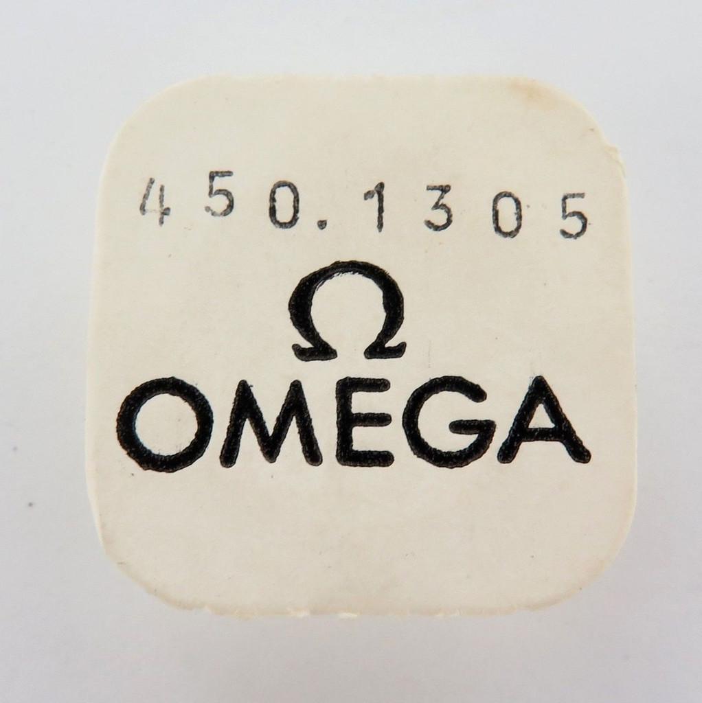 GENUINE / VINTAGE OMEGA CAL. 450 # 1305 ESCAPE WHEEL, NOS IN SEALED PACKET.