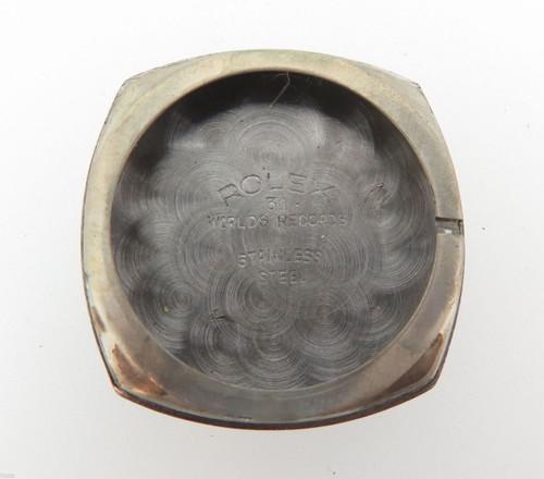 1930s N.O.S ROLEX STEEL CASE
