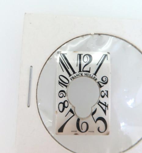 Franck Muller dial, new old stock