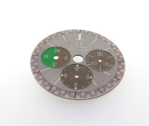 Vintage Omega Flightmaster cal 910 (1st generation) dial, ref 145 013