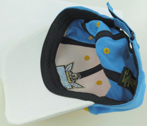 Gold Coast Titans signed supporters cap. 3 hand signed signatures