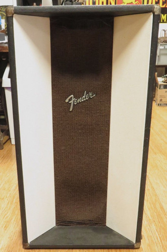 c1960s RARE FENDER SOUND COLUMN 3-10 LARGE RECTANGULAR AMPLIFIER / SPEAKER.