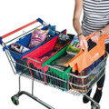 Trolley Bags Express fully packed in the trolley.