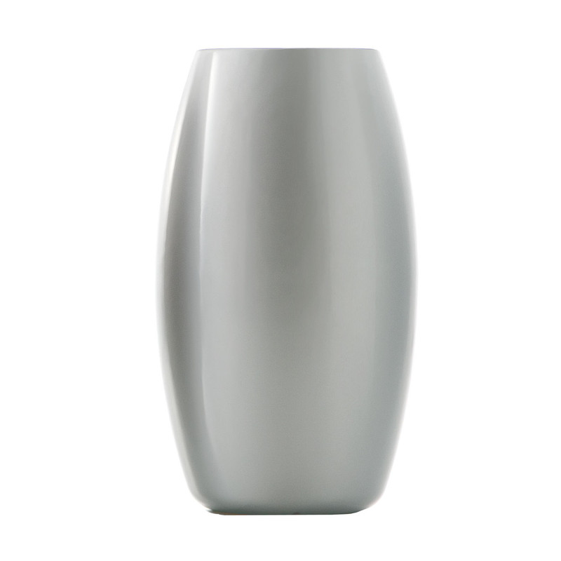 Sahara Plat Pot, Color Aluminium