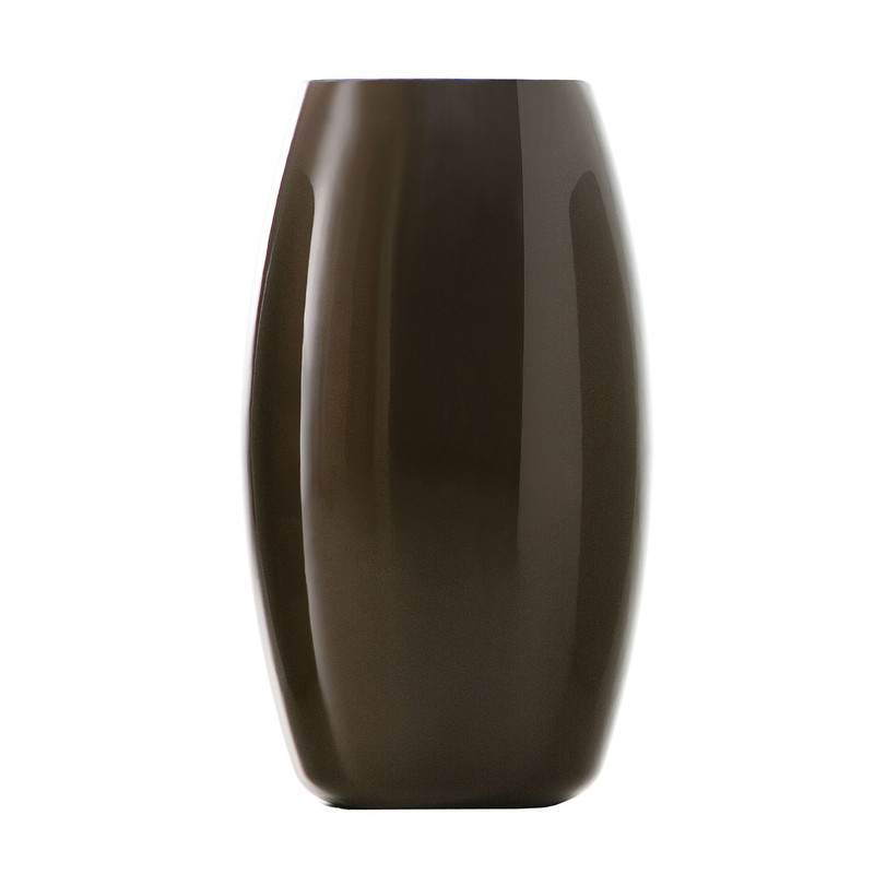 Sahara Plant Pot, Color Chocolate