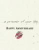 DSM3139 - Anniversary Card