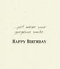 DSM3343 - Birthday Card