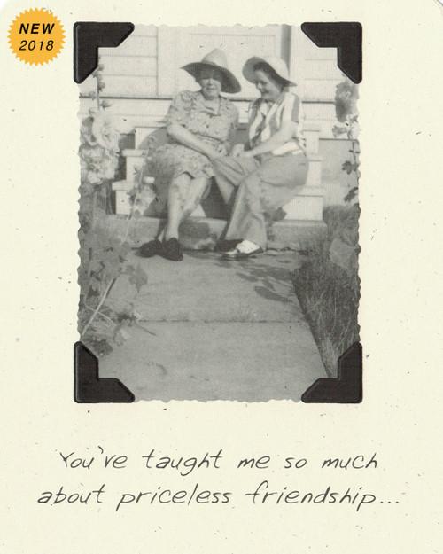 DSM3314 - Friend & Friendship Card