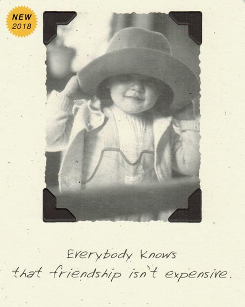DSM3303 - Friend & Friendship Card