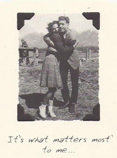 DSM 1023A - Anniversary Card