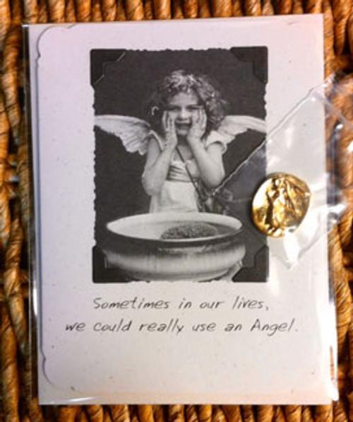 DSM 1514A (Golden Angel Card)
