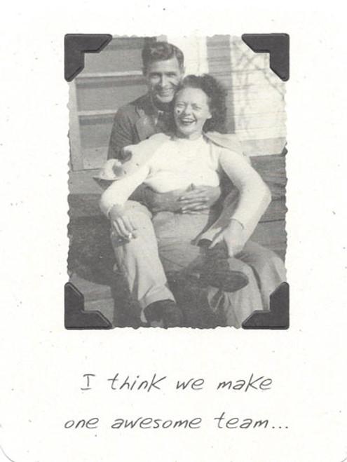 DSM 2523 - Anniversary Card