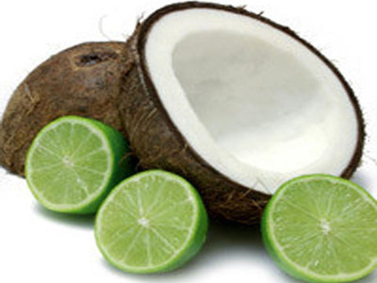 Key Lime Coconut   BODY SCRUB