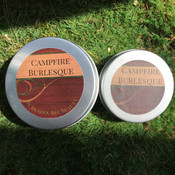 Campfire Burlesque Whipped Argan Body & Hair Butter Lotion
