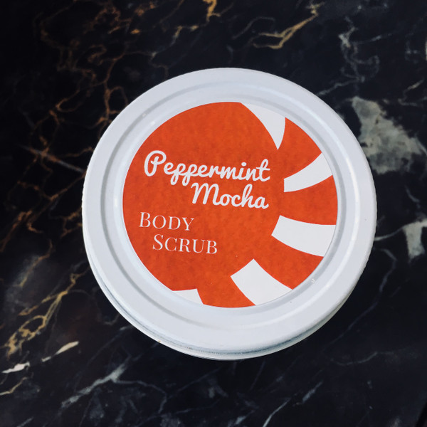 Peppermint Mocha | BODY SCRUB