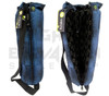 "Vatra 18"" Brand New Blue Plaid Waterpipe Pipe Case Tube Bag"