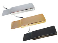 """Juke Shack"" Humbucker Pickups - Choose Chrome, Gold or Black"