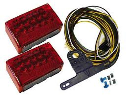 43-J72-KC LED Waterproof Low Profile Light Kit