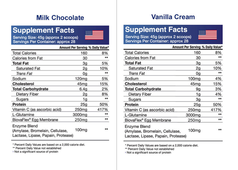 Post Force Protein - Chocolate or Vanilla