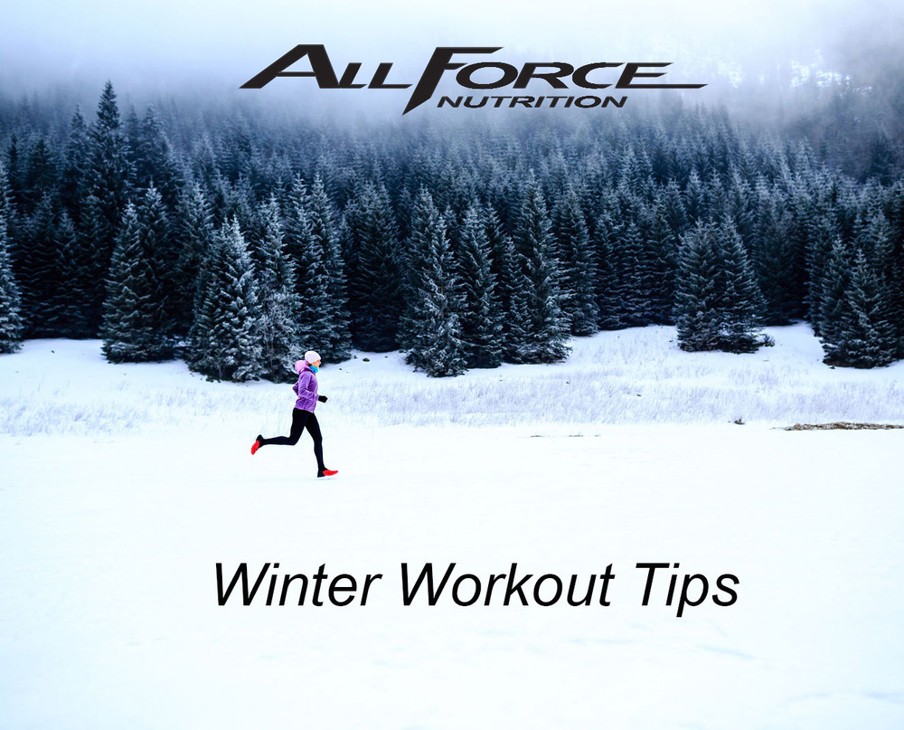 Cold Weather Workout Tips: A hot twist on your PreForce!