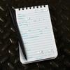 Rite in the Rain EMS Vital Statistics Top Spiral Waterproof Notebook
