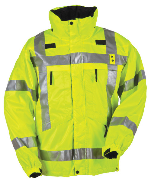 5.11 3-in-1 Hi-Visibility Parka - Reflective Yellow (320)
