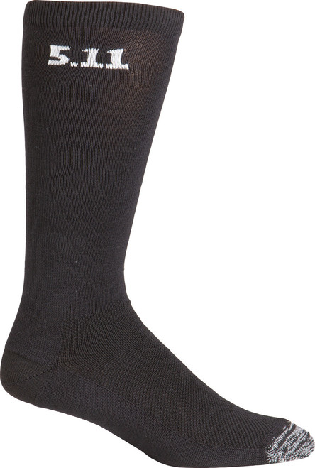 "5.11 Tactical 3-Pack 9"" Socks - Black (019)"