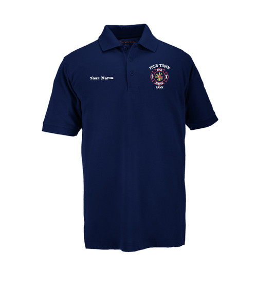 Custom 5.11 Professional Polo - Navy