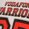 2017 Vodafone Warriors CCC 95 Tee - Adults