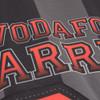 2017 Vodafone Warriors CCC Sideline Basketball Singlet - Adults