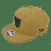 2017 Warriors New Era 950 Cap Wheat