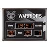 Warriors Scoreboard Clock