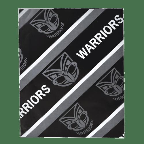 Warriors Gift Wrap