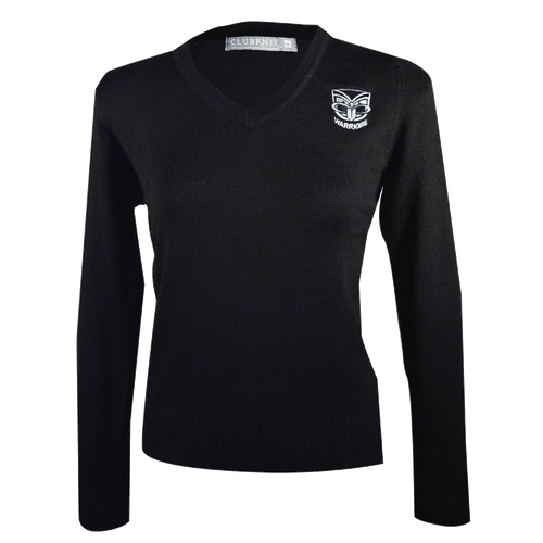 2015 Warriors Club Knit Jumper - Womens