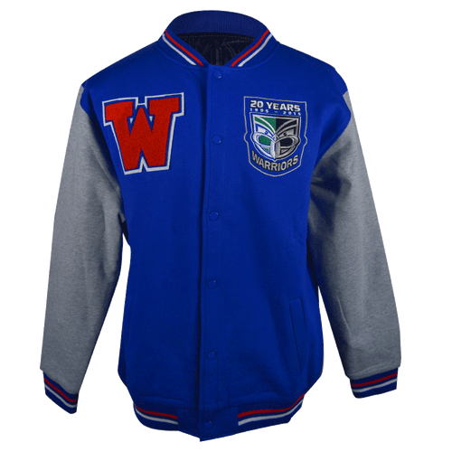 Vodafone Warriors Heritage Stadium Jacket